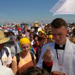 La S. Messa con il Papa