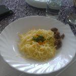 Spaghetti polacchi per gli amici italiani