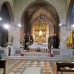 Abbazia di Follina - l'altare maggiore