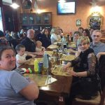 La cena con i genitori, 25 maggio